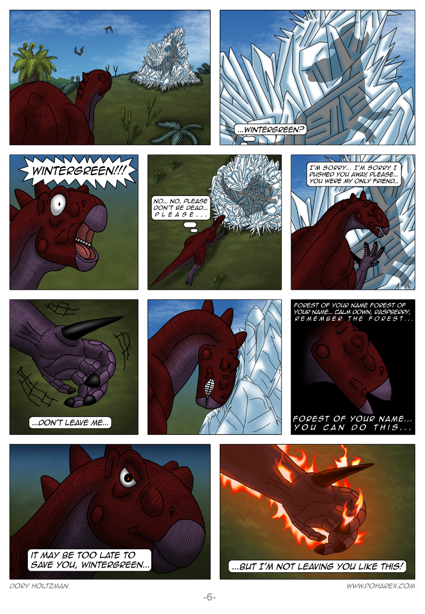 Poharex Issue #13 Page #6