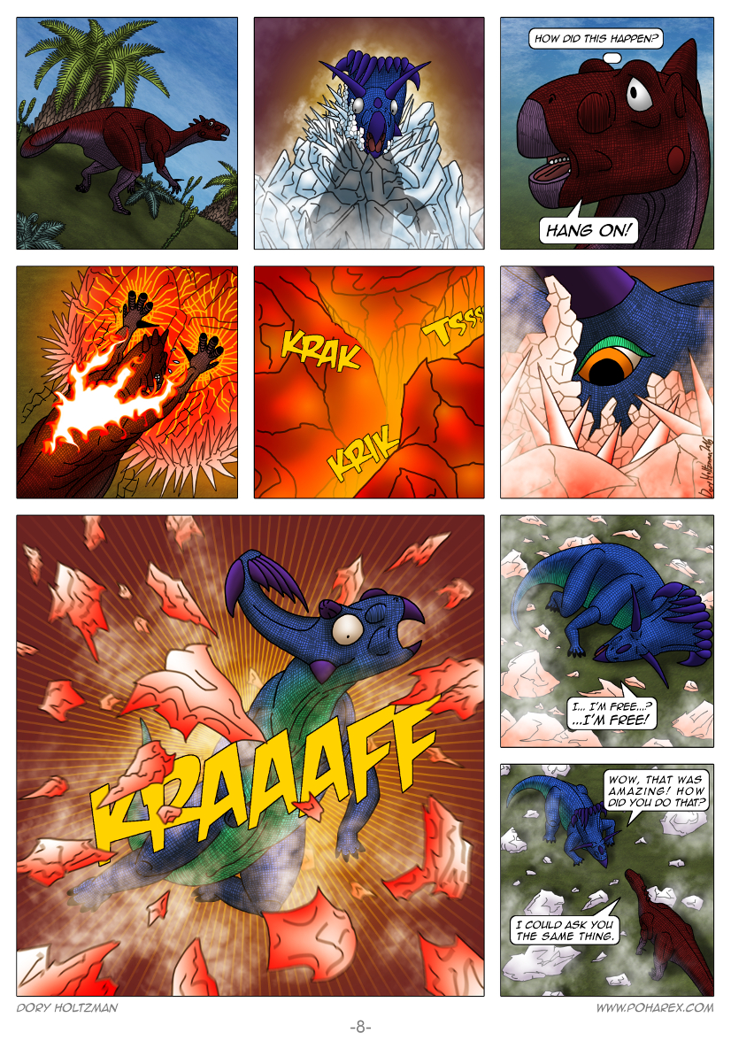 Poharex Issue #13 Page #8