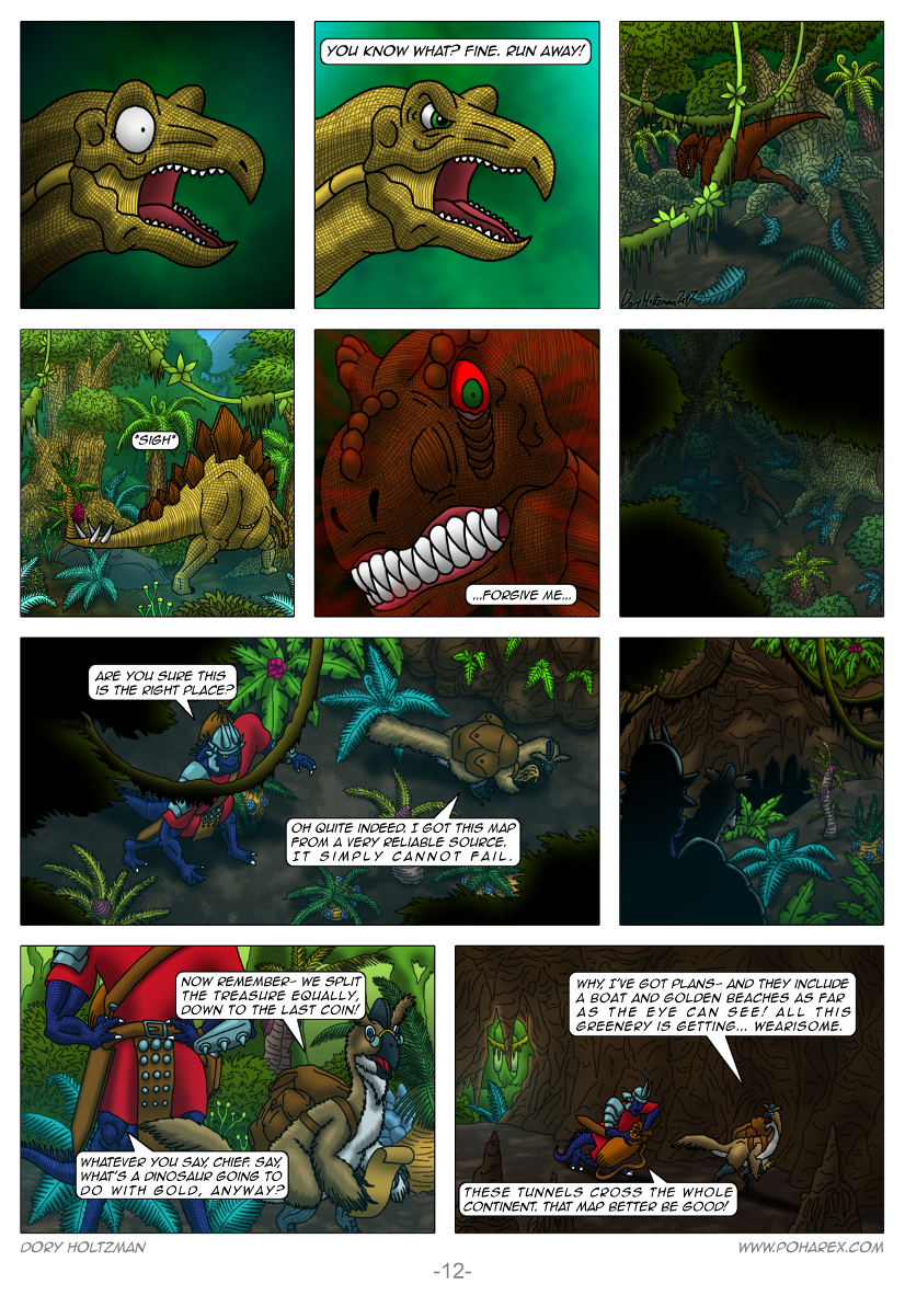 Poharex Issue #13 Page #12