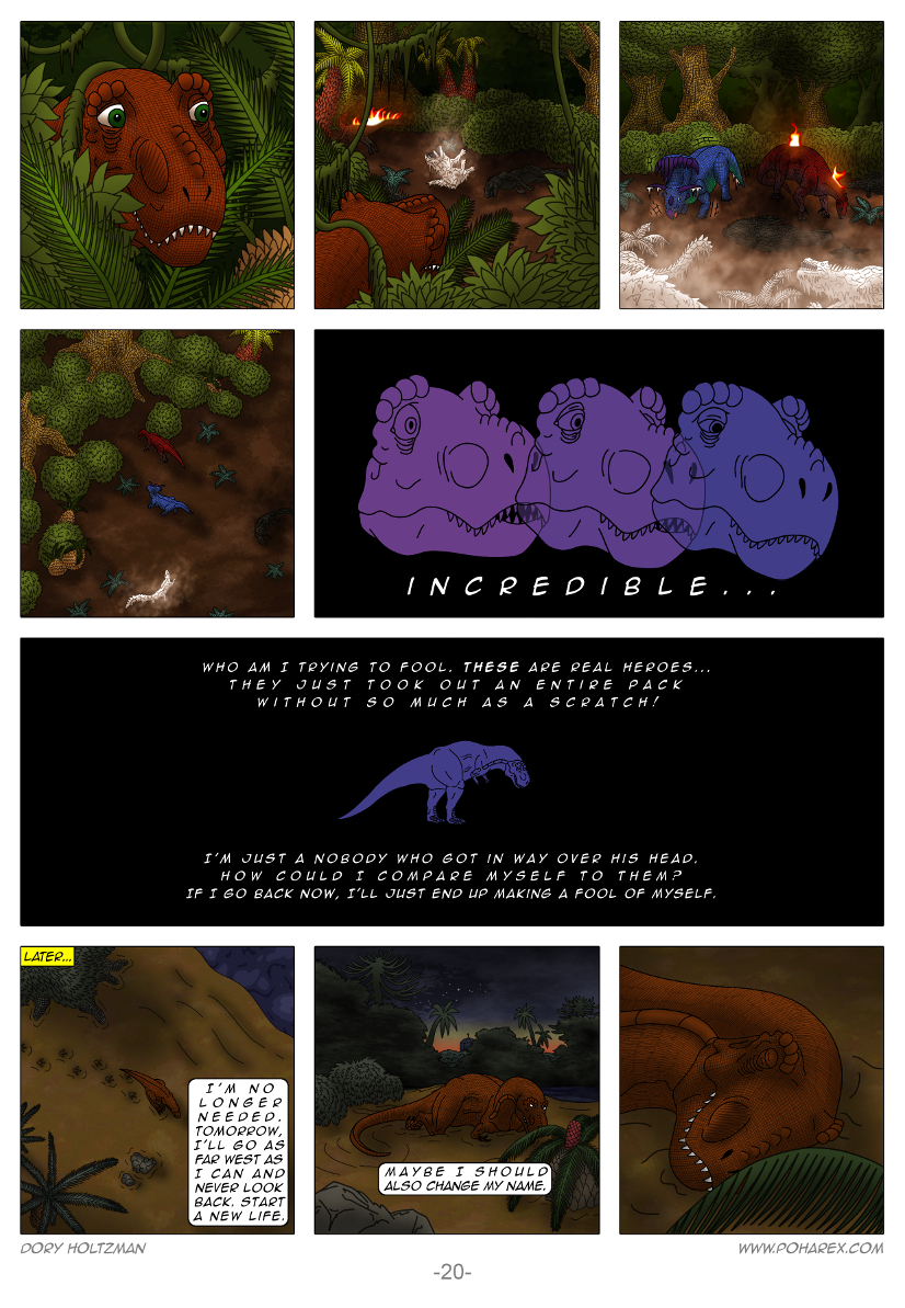 Poharex Issue #13 Page #20