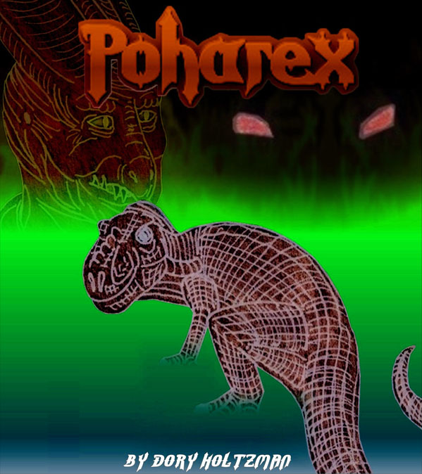 Poharex Issue #3 Cover