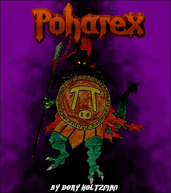 Poharex Issue #11 Cover