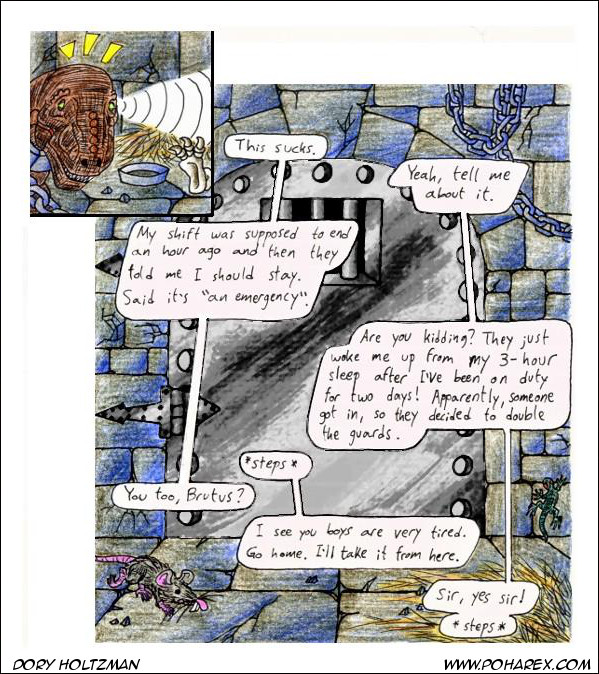 Poharex Issue #11 Page #14