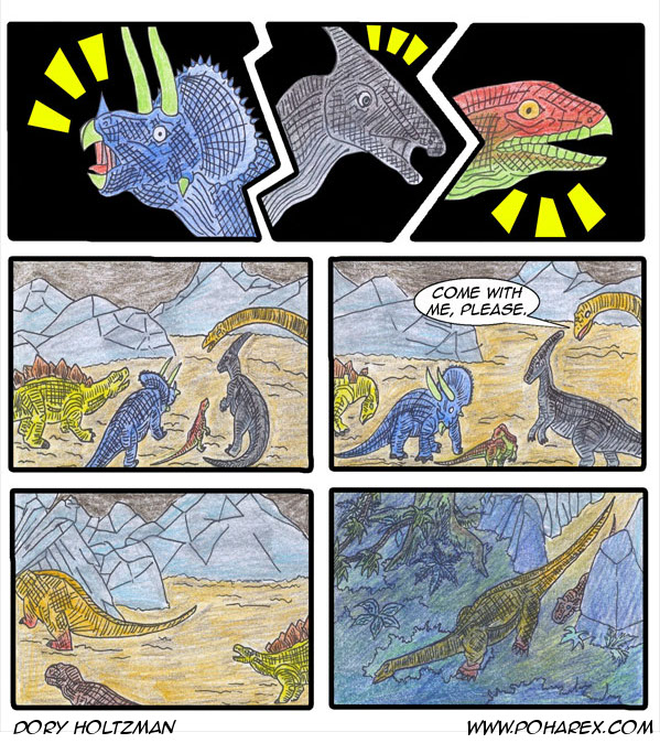 Poharex Issue #1 Page #13