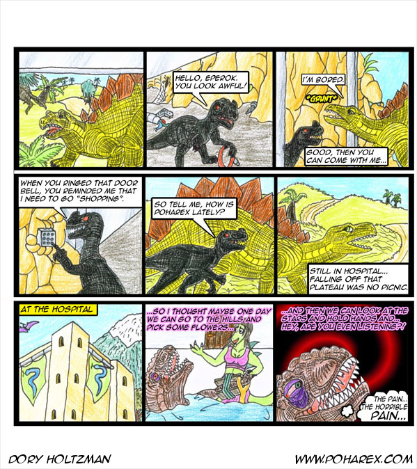 Poharex Issue #6 Page #2