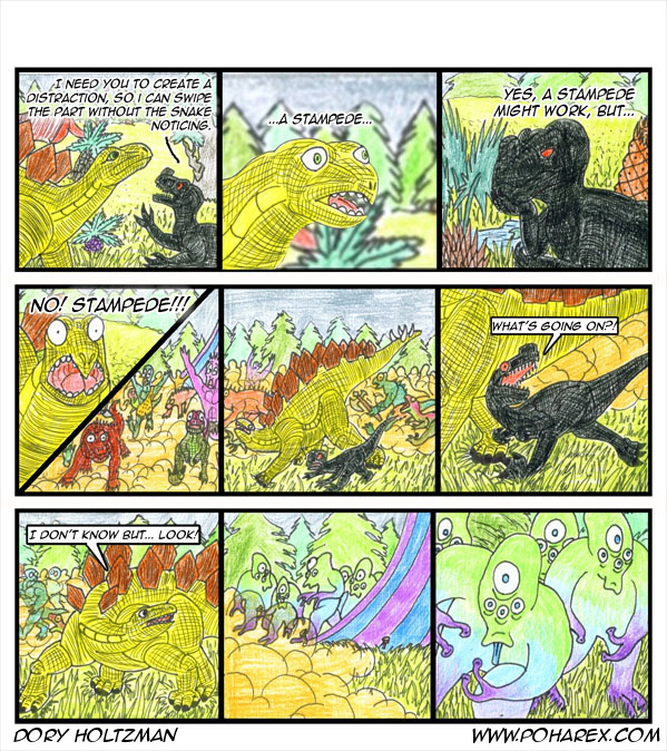 Poharex Issue #6 Page #11