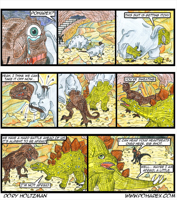 Poharex Issue #7 Page #14