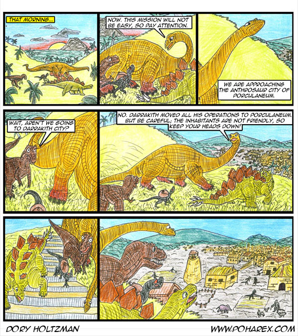 Poharex Issue #7 Page #3
