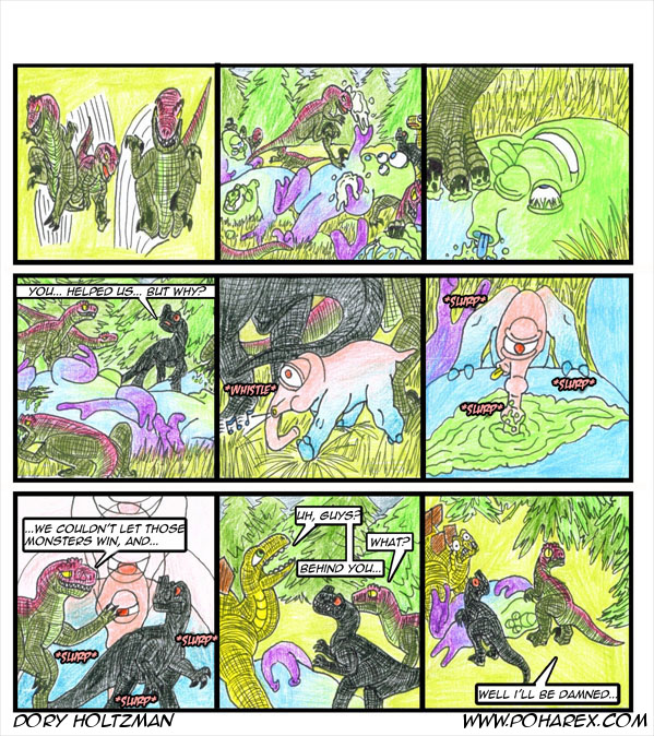 Poharex Issue #6 Page #14
