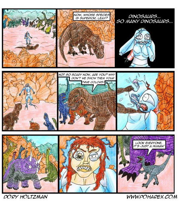 Poharex Issue #8 Page #16