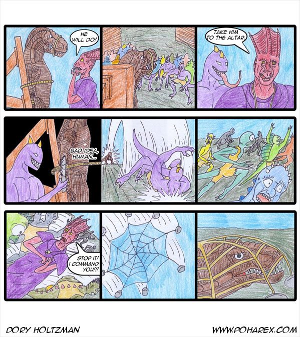 Poharex Issue #3 Page #9