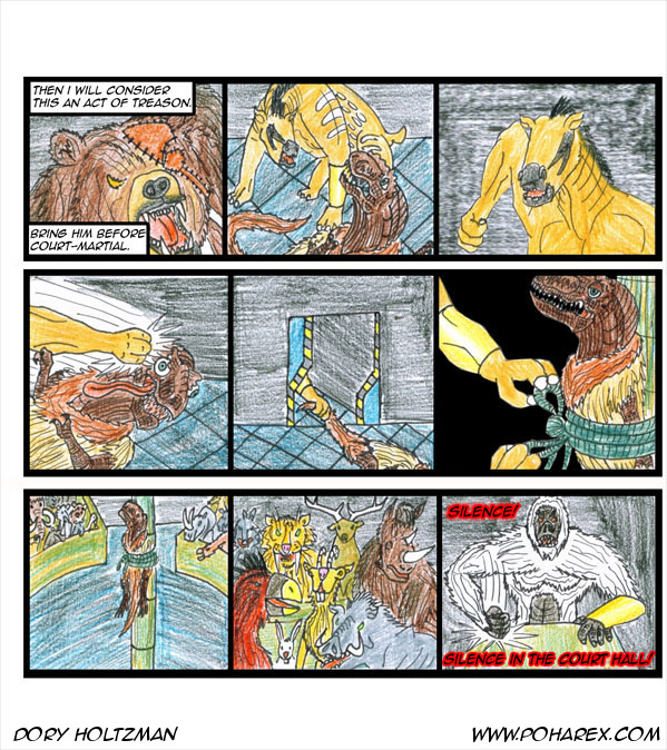 Poharex Issue #5 Page #13