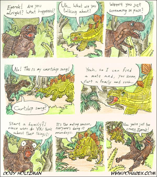 Poharex Issue #9 Page #2