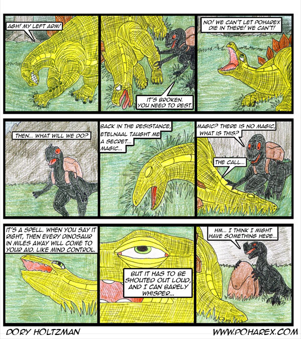 Poharex Issue #8 Page #13