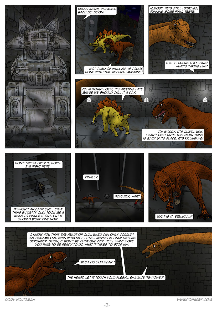 Poharex Issue #12 Page #3