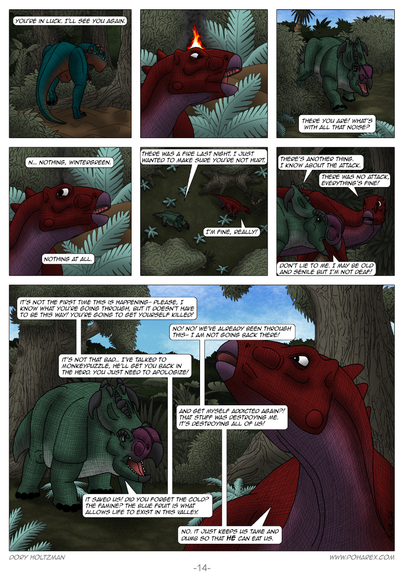 Poharex Issue #12 Page #14